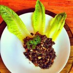 Crazy Delicious Asian Turkey Lettuce Wraps