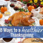8 Ways to a Healthier Thanksgiving