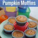 21-Day Fix Protein-Packed Pumpkin Muffins