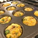 Morning Egg Cups with Quinoa