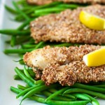 Almond Encrusted Tilapia
