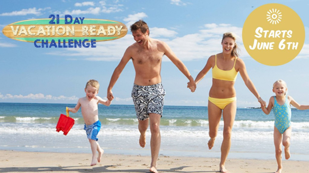 21-Day Vacation Ready Challenge