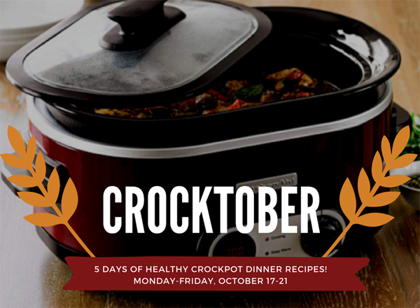 Crocktober Healthy and Nutritious Meals